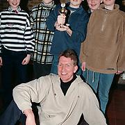Damclub Wilhelminaschool Huizen is provinciaal kampioen