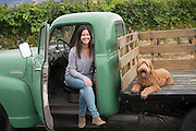 Anna Schafer, winemaker, åMaurice Cellars, Walla Walla, Washington