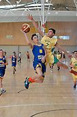 20130725 U15 National Championship Basketball Tournament Day 2
