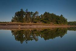 Upper Negro Island, Castine, Maine, US