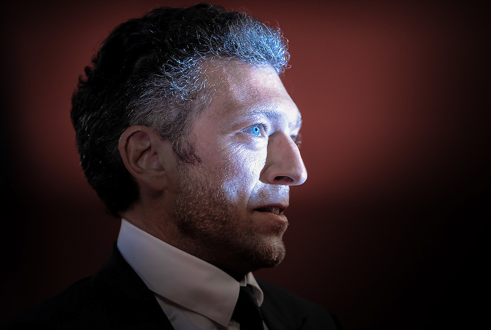 Vincent Cassel - Actor - <br /> &copy; 2011 Piermarco Menini, all rights reserved, no reproduction without prior permission - www.piermarcomenini.com - mail@piermarcomenini.com