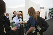 Tony Shafrazi and Francesca Habsburg, Archduchess of Austria . The Professional View and Private View of Frieze Art Fair. London. 11 october 2006. -DO NOT ARCHIVE-© Copyright Photograph by Dafydd Jones 66 Stockwell Park Rd. London SW9 0DA Tel 020 7733 0108 www.dafjones.com