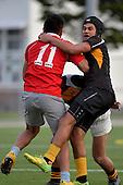 20160921 Rugby League - St Pat's Wellington v Wellington College