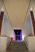 Mannheim. 08.11.17 | Zum Neubau Kunsthalle<br /> Innenstadt. Kunsthalle. Pressegespräch zum Neubau der Neuen Kunsthalle. Die Eröffnung der Neuen Kunsthalle im Dezember nur mit Skulpturen - keine Gemälde wegen technischen Verzögerungen.<br /> <br /> <br /> <br /> <br /> BILD- ID 01548 |<br /> Bild: Markus Prosswitz 08NOV17 / masterpress (Bild ist honorarpflichtig - No Model Release!)