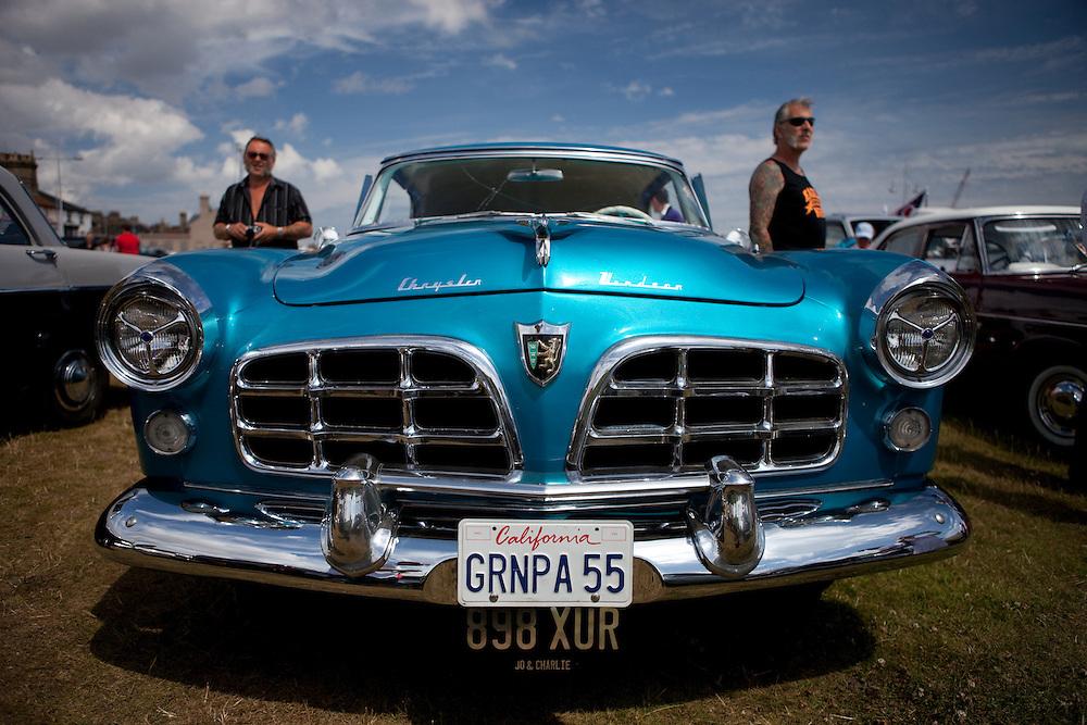 1955 Chrysler Windsor. Mint!
