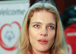 18.03.2017, Congress, Schladming, AUT, Special Olympics 2017, Wintergames, Pre-Opening Empfang, im Bild Supermodel Natalia Vodianova (RUS) // Supermodel Natalia Vodianova of Russia during the Pre-Opening Reception in the congress center at the Special Olympics World Winter Games Austria 2017 in Schladming, Austria on 2017/03/17. EXPA Pictures © 2017, PhotoCredit: EXPA / Martin Huber