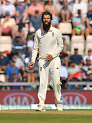 Moeen Ali of England during the 4th day of the 4th SpecSavers International Test Match 2018 match between England and India at the Ageas Bowl, Southampton, United Kingdom on 2 September 2018.