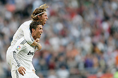 Real Madrid v Osasuna