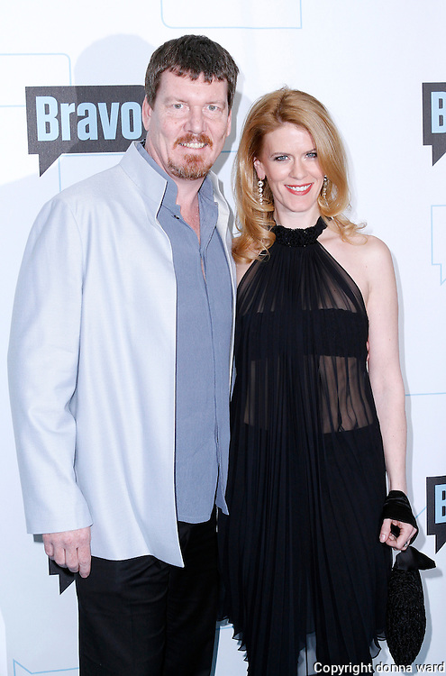 Simon Van Kempin and Alex McCord attend the 2010 Bravo Media Upfront Party at Skylight Studios in New York City on March 10, 2010.
