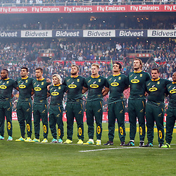 South African players during the 2018 Castle Lager Incoming Series 1st Test match between South Africa and England at Emirates Airline Park,<br /> Johannesburg.South Africa. 09,06,2018 Photo by (Steve Haag Sports)