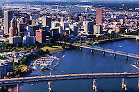 Downtown Portland & Willamette River