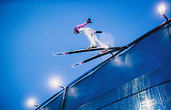 09.02.2019, Salpausselkae Hill, Lahti, FIN, FIS Weltcup Ski Sprung, Teamspringen, Herren, im Bild Cestmir Kozisek (CZE) // Cestmir Kozisek of Czech Republic during the men's team event of FIS Ski Jumping World Cup at the Salpausselkae Hill in Lahti, Finland on 2019/02/09. EXPA Pictures © 2019, PhotoCredit: EXPA/ JFK