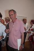 MARTIN PARR, The Deutsche Börse Photography Prize 2012. Photographers Gallery. Ramillies Place, London. 3 September 2012.