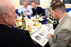 Bristol Rovers former players attend the Former players dinner - Mandatory by-line: Dougie Allward/JMP - 27/04/2017 - FOOTBALL - Ashton Gate - Bristol, England - Former Bristol Rovers Players Dinner