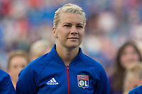 Ada Hegerberg of Olympique Lyon during the UEFA Women's Champions League Final between Lyon Women and Paris Saint Germain Women at the Cardiff City Stadium, Cardiff, Wales on 1 June 2017. Photo by Giuseppe Maffia.<br /> <br /> <br /> Giuseppe Maffia/UK Sports Pics Ltd/Alterphotos