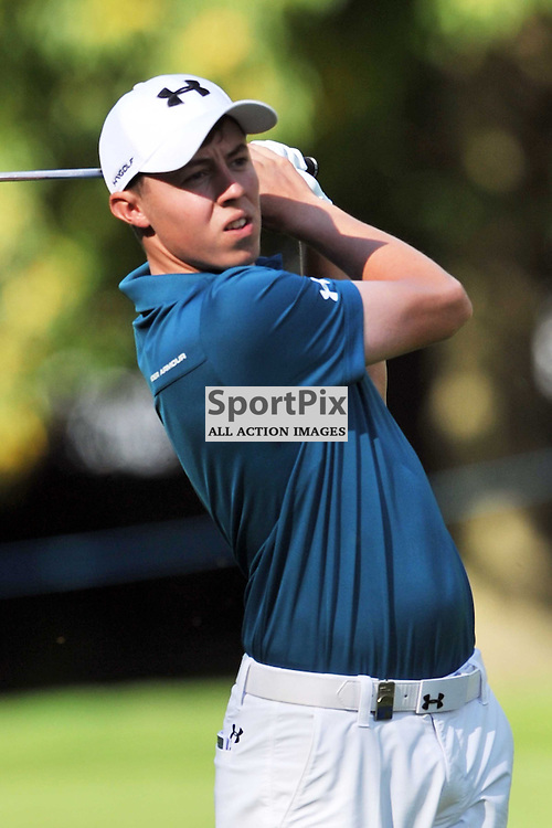 Matthew Fitzpatrick England Leading Day One with a Score of -7, British Masters, European Tour, Woburn Golf Club, 8th October 2015Matthew Fitzpatrick, England, British Masters, European Tour, Woburn Golf Club, 8th October 2015