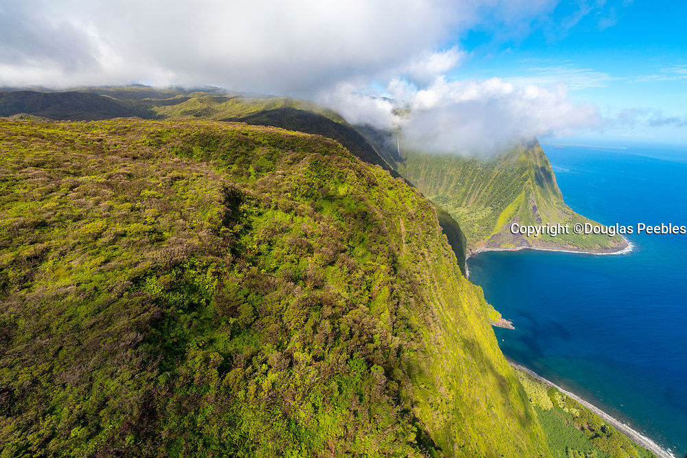 North Shore, Molokai, Hawaii