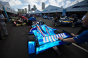 March 14, 2015 - FIA Formula E Miami EPrix: Amlin Racing