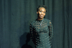 SINGAPORE, Oct. 20, 2017  Venus Williams of the United States poses for a photo during the WTA Finals official draw ceremony held in Singapore on Oct. 20, 2017. (Credit Image: © Then Chih Wey/Xinhua via ZUMA Wire)