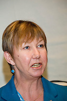 Judy Moorhouse, NUT, speaking at the TUC Womens Conference 2007...© Martin Jenkinson, tel 0114 258 6808 mobile 07831 189363 email martin@pressphotos.co.uk. Copyright Designs & Patents Act 1988, moral rights asserted credit required. No part of this photo to be stored, reproduced, manipulated or transmitted to third parties by any means without prior written permission