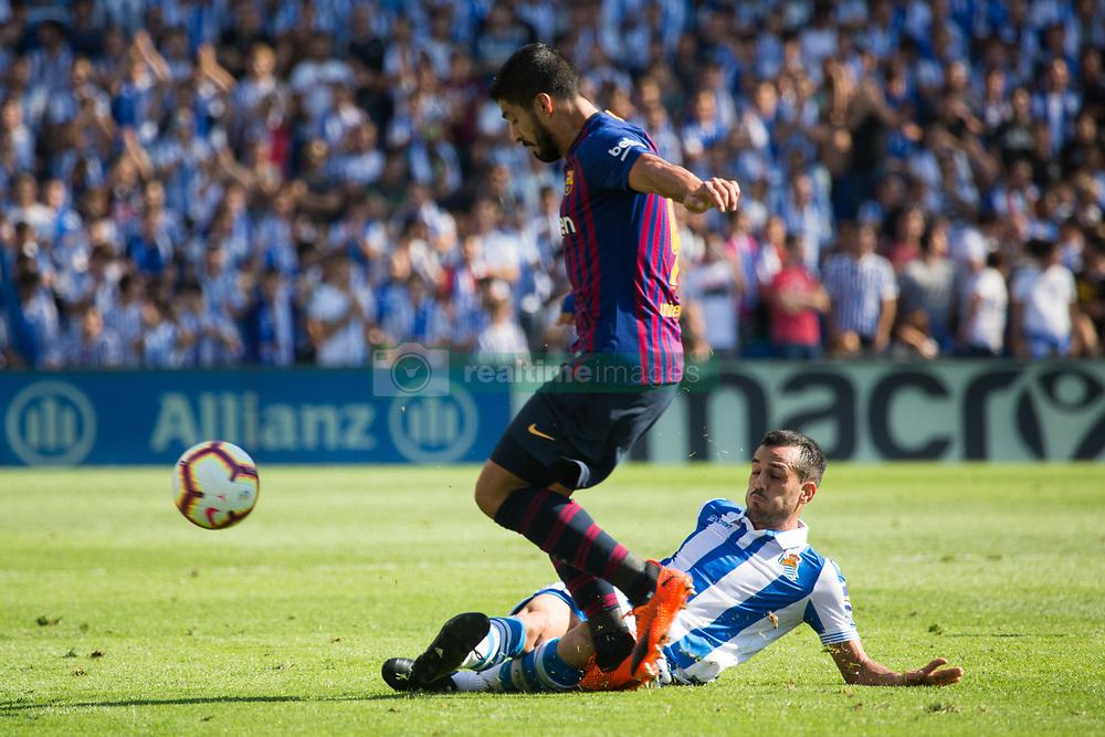 صور مباراة : ريال سوسيداد - برشلونة 1-2 ( 15-09-2018 ) 20180915-zaa-a181-233