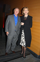 SIR TERENCE & LADY CONRAN at the launch party for 'The London Look - Fashion From Street to Catwalk' held at the Museum of London, London Wall, Londom EC2 on 28th October 2004<br /><br />NON EXCLUSIVE - WORLD RIGHTS