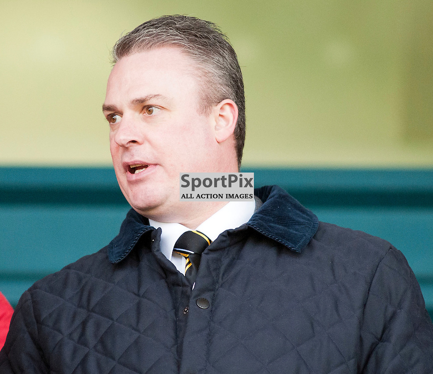 Livingston Director Ged Nixon, Livingston v Partick Thistle, SFL Division 1, Braidwood Motor Company Stadium,