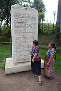 kaminaljuyu (place of ancestors) Archaeological Park is still used by Maya to offer prayers.
