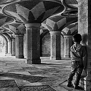 Crystal Palace Subway, London