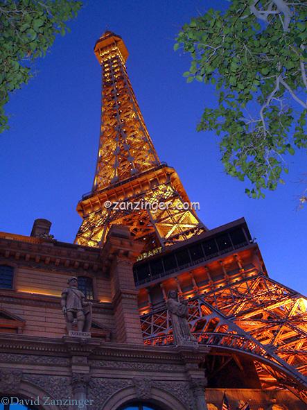 Paris Hotel, Casino, Resort, Las Vegas Nevada, Strip, Hotel Casino Resorts at night Hospitality