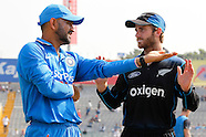 Cricket - India v New Zealand 3rd ODI at Mohali