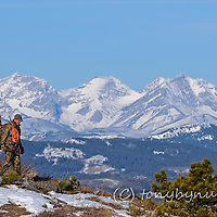 hunting the rocky mountains
