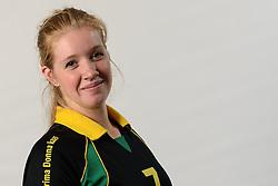 29-10-2014 NED: Selectie Prima Donna Kaas Huizen vrouwen, Huizen<br /> Selectie seizoen 2014-2015 / Mable Hengeveld