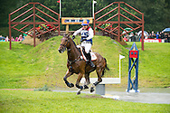 Theo van de Vendel (NED) & Zidane - Cross Country - Longines FEI European Eventing Chamionship 2015 - Blair Athol, Scotland - 12 September 2015