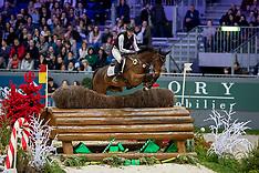 E1 Indoor Cross-Country -  Genève 2019