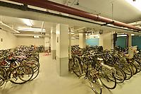 Bike Room at 392 Central Park West