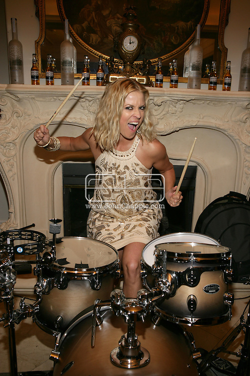 9th February 2009, Beverly Hills, California. Actress Alexandra Davies at Bondi Blonde's Style Mansion International Party, which was hosted by singer Katy Perry. PHOTO © JOHN CHAPPLE / REBEL IMAGES.tel: +1-310-570-910