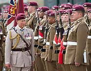 Prince Charles Celebrates Para 40th Anniversary