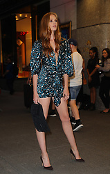 September 6, 2019, New York, New York, United States: September 5, 2019 New York City....Alexina Graham attending The Daily Front Row Fashion Media Awards on September 5, 2019 in New York City  (Credit Image: © Jo Robins/Ace Pictures via ZUMA Press)