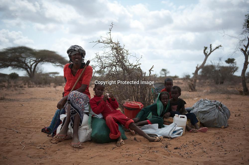 Dadaab, Kenya, August 20, 2011.