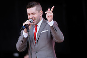 Photos of Justin Baron performing live for Billboard Hot 100 Music Festival at Nikon at Jones Beach Theatre in Wantagh, NY. August 22, 2015. Copyright © 2015. Matthew Eisman. All Rights Reserved