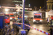 Truck runs into a xmas market, Berlin