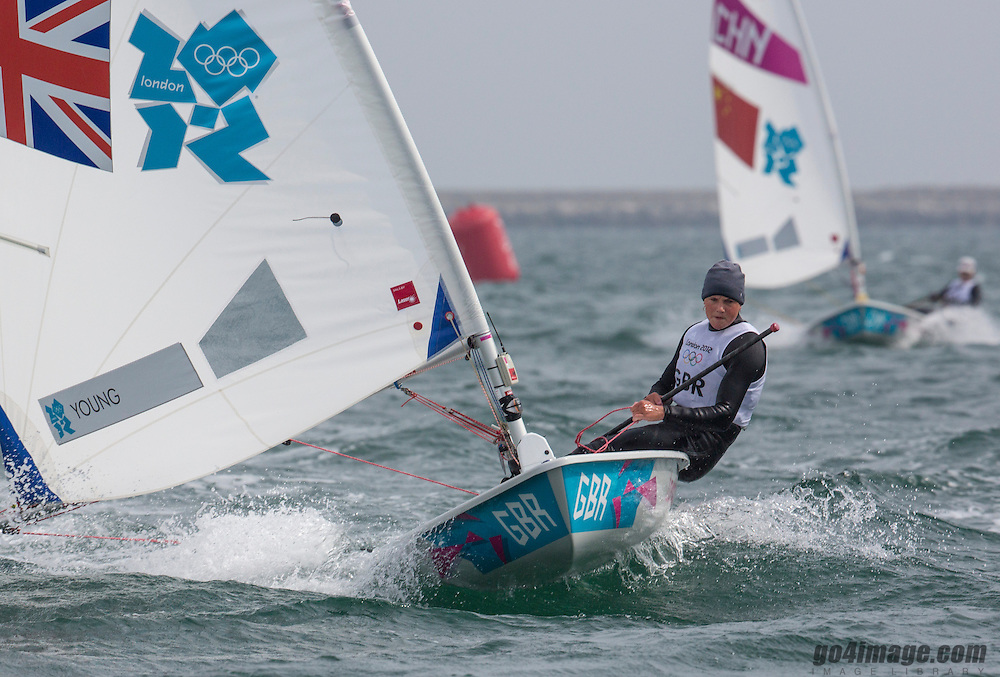 Laser Radial	GBR	Young Alison<br /> <br /> 2012 Olympic Games <br /> London / Weymouth