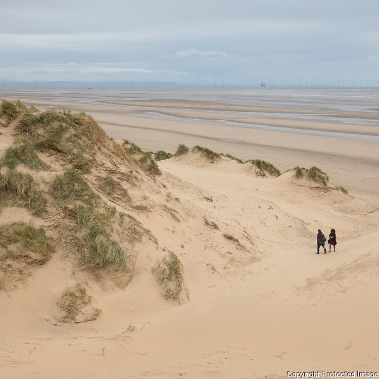 Dunes, Formby Point, Merseyside.