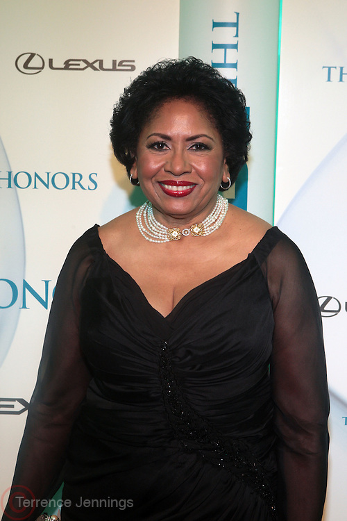 Dr. Ruth Simmons at The 2010 BET Honors sponsored by Lexus held at The Warner Theater on January 16, 2010 in Washington, D.C.