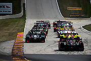 August 5-7, 2016 - Road America: Start of the Road America Sportscar Challenge 2hr race