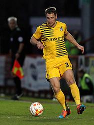 Lee Brown of Bristol Rovers - Mandatory by-line: Robbie Stephenson/JMP - 19/04/2016 - FOOTBALL - Lamex Stadium - Stevenage, England - Stevenage v Bristol Rovers - Sky Bet League Two