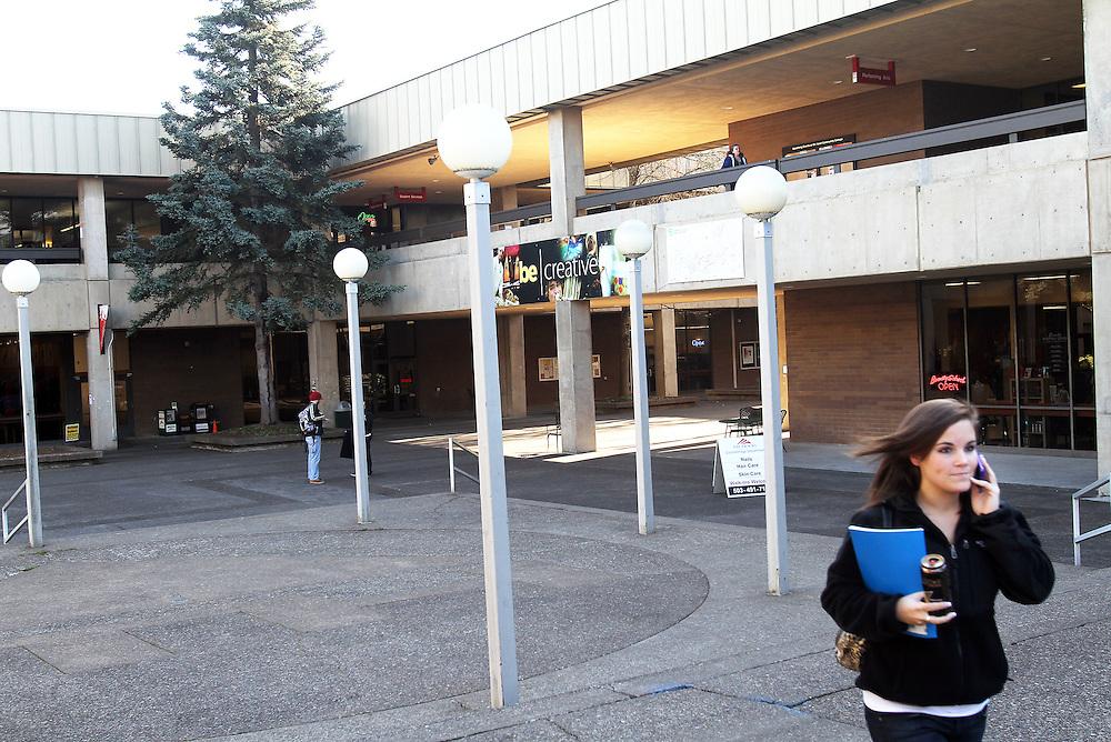 Mt. Hood Community College in Gresham on Monday, Dec. 12, 2011.