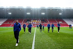 Bristol Rovers arrive at The Stadium of Light - Mandatory by-line: Robbie Stephenson/JMP - 15/12/2018 - FOOTBALL - Stadium of Light - Sunderland, England - Sunderland v Bristol Rovers - Sky Bet League One
