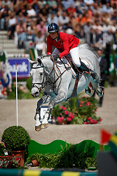 Van Roosbroeck Catherine, (BEL), Gautcho Da Quinta <br /> Furusiyya FEI Nations Cup presented by Longines<br /> CHIO Rotterdam 2016<br /> © Hippo Foto - Dirk Caremans<br /> 24/06/16
